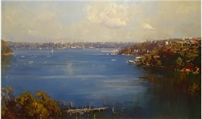 Sydney Harbour from Neutral Bay